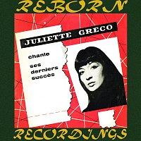 Juliette Gréco – Juliette Greco, No. 1 Chants ses Derniers Succes (HD Remastered)