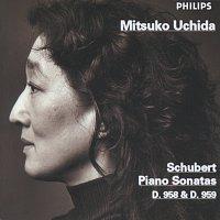 Přední strana obalu CD Schubert: Piano Sonatas D958 & D959