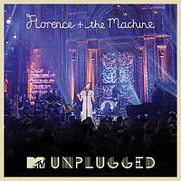 Přední strana obalu CD MTV Presents Unplugged: Florence + The Machine