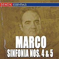 Různí interpreti – Marco: Sinfonia Nos. 4 & 5