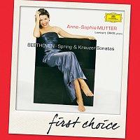"Anne-Sophie Mutter, Lambert Orkis – Beethoven: Violin Sonatas ""Spring"" & ""Kreutzer"""