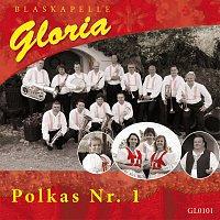 Přední strana obalu CD Polkas Nr. 1