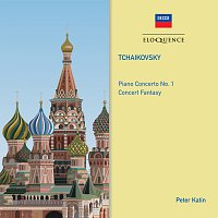Peter Katin, The New Symphony Orchestra Of London, Edric Cundell, Sir Adrian Boult – Tchaikovsky: Piano Concerto No. 1; Concert Fantasy