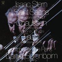 Daniel Barenboim, Orchestre de Paris, Camille Saint-Saens, Isaac Stern – Saint-Saens: Concerto No. 3 in B Minor, Op. 61 & Chausson: Poeme, Op. 25 & Fauré: Berceuse, Op. 16