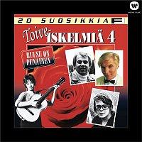Various Artists.. – 20 suosikkia / Toiveiskelmia 4 / Ruusu on punainen