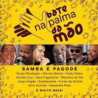 Přední strana obalu CD Bate Na Palma Da Mao - Samba & Pagode