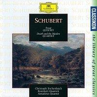 Christoph Eschenbach, Koeckert Quartet, Amadeus Quartet – Schubert: Trout Quintet; Death and the Maiden Quartet