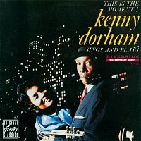 Přední strana obalu CD Kenny Dorham Sings And Plays: This Is The Moment!