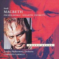 Elena Suliotis, Luciano Pavarotti, Nicolai Ghiaurov, Dietrich Fischer-Dieskau – Verdi: Macbeth
