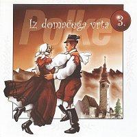 Přední strana obalu CD Iz domacega vrta 3