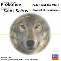 Beatrice Lillie, Gary Graffman, Julius Katchen, London Symphony Orchestra – Prokofiev: Peter and the Wolf/Saint-Saens: Carnival of the Animals