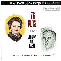 Vitya Vronsky, Pyotr Ilyich Tchaikovsky, Victor Babin – 176 Keys - Music for Two Pianos