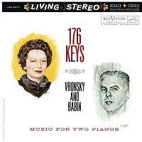 Vitya Vronsky – 176 Keys - Music for Two Pianos