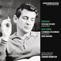 Leonard Bernstein, Sergei Prokofiev, New York Philharmonic Orchestra – Prokofiev: Peter and the Wolf, Op. 67 - Saint-Saens: Le Carnaval des animaux & Danse macabre