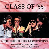 Přední strana obalu CD Class Of '55: Memphis Rock & Roll Homecoming