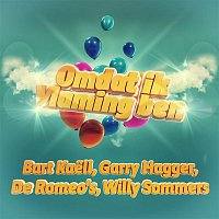 Bart Kaell, Garry Hagger, De Romeo's, Willy Sommers – Omdat Ik Vlaming Ben