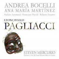 Přední strana obalu CD Leoncavallo: I Pagliacci