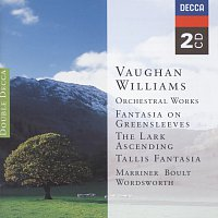 Academy of St. Martin in the Fields, Sir Neville Marriner, Barry Wordsworth – Vaughan Williams: Orchestral Works