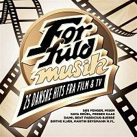 Various  Artists – For Fuld Musik - 25 Danske Hits Fra Film Og TV