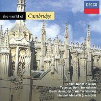 The Choir of King's College, Cambridge, Stephen Cleobury – Various: The World of Cambridge