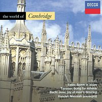 The Choir of King's College, Cambridge, Stephen Cleobury – Various: The World of Cambridge