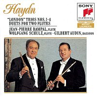 "Jean-Pierre Rampal, Unknown, Joseph Haydn, Wolfgang-Andreas Schultz – Haydn: ""London"" Trios Nos. 1-4, Hob. IV: 1-4; Duets for Two Flutes"