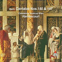 Nikolaus Harnoncourt – Bach, JS : Sacred Cantatas BWV Nos 140 & 147