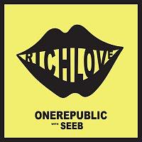Přední strana obalu CD Rich Love