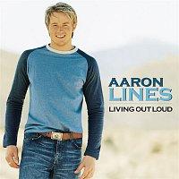 Přední strana obalu CD Living Out Loud