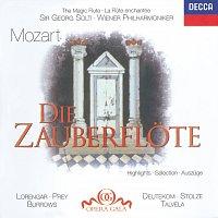 Přední strana obalu CD Mozart: Die Zauberflote - Highlights