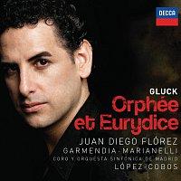 Přední strana obalu CD Gluck: Orfée et Euridice