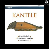 Martti Pokela – Finnish Kantele Vol.1