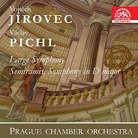 Jírovec, Pichl: Velká symfonie, Semiramis - Symfonie D dur