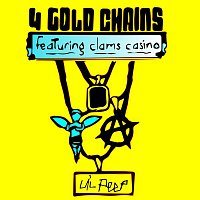 Lil peep, Clams Casino – 4 Gold Chains