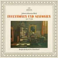 Ralph Kirkpatrick – 15 Inventions and 15 Sinfonias, BWV 772-801