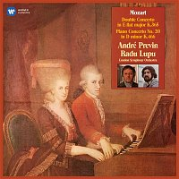 André Previn – Mozart: Concerto for Two Pianos, K. 365 & Piano Concerto No. 20, K. 466
