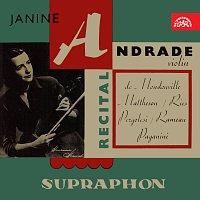 Andrade Janine – Skladby pro housle a klavír /Albeniz, Falla, Čajkovskij...