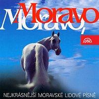 Různí interpreti – Moravo, Moravo