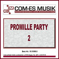 Orchester Tom Parkas & Die Happy Singers – Promille Party (Vol. 2)