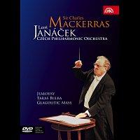 Česká filharmonie, Sir Charles Mackerras – Janáček: Taras Bulba, Žárlivost, Glagolská mše