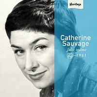 Přední strana obalu CD Heritage - Jolie Mome - Philips (1961)