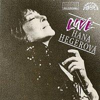 Hana Hegerová – Hana Hegerová - Live
