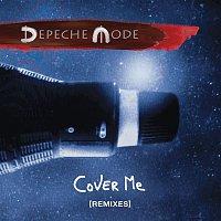 Přední strana obalu CD Cover Me (Remixes)