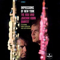 Rolf And Joachim Kuhn Quartet – Impressions Of New York