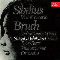 Shizuka Ishikawa – Sibelius, Bruch: Koncerty pro housle a orchestr