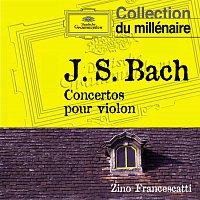 Régis Pasquier, Zino Francescatti, Festival Strings Lucerne, Rudolf Baumgartner – Bach: Violin Concerto No.1 Bwv 1041 & No.2 Bwv 1042 & No.3 Bwv 1043