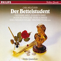 Karl-Friedrich Holzke, Friederike Apelt, Wolfgang Hellmich, Ingeborg Wenglor – Goldene Operette / Der Bettelstudent - Groszer Querschnitt