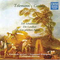 Collegium Aureum – 40 Years DHM - Telemann: Three Secular Cantatas