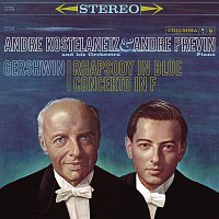 André Previn, André Kostelanetz, George Gershwin, André Kostelanetz Orchestra – Gershwin: Concerto in F Major & Rhapsody in Blue