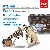 Alexis Weissenberg, Philadelphia Orchestra, Riccardo Muti – Brahms: Klavierkonzert Nr. 1/Franck: Symphonische Variationen